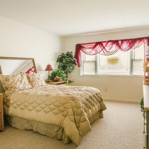 Atlantic Manor Apartments for Rent in Manasquan, NJ Bedroom